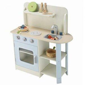 cocina de juguete en madera EverEarth