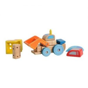 Vehículo convertible de madera para niños EverEarth