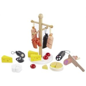 embutidos de juguete en madera para niños Howa
