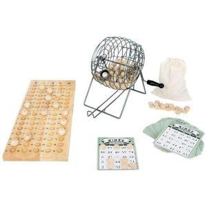 bingo de madera infantil de la marca Legler