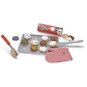 juego para hornear galletas de juguete en madera Melissa & Doug
