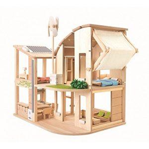 Casa ecológica de muñecas en madera Plant Toys