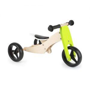 Triciclo de madera de la marca Small Foot Company