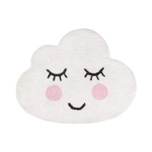 Alfombra de nube infantil de algodón
