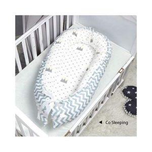 Cuna nido de colecho para bebés y recién nacidos, regalo para babyshower