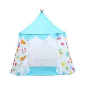 Carpa casa infantil de tela ecológica. Juguetes ecológicos
