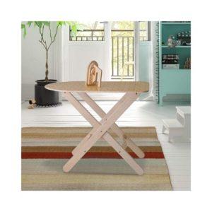 Plancha y tabla para planchar en madera para niños de Dida. Juguete de imitación ecológico