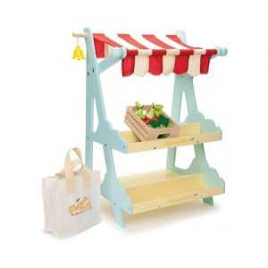 Tienda de juguete en madera