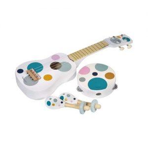 Instrumentos de música en madera para niños de Kindsgut