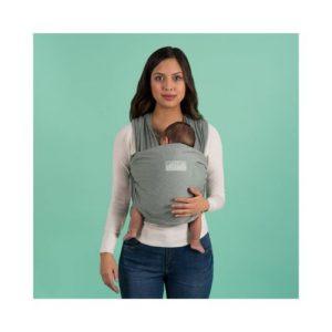 Fular portabebés de algodón ecológico de Laleni. Regalos para bebés y babyshower