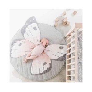 Manta para bebés fabricada en algodón de la marca Lulupila. Perfecta para empezar a gatear