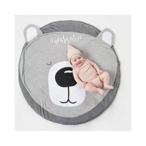 Alfombra estera de algodón para bebé y aprender a gatear. Regalo para babyshower