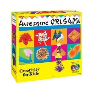 Juego para aprender a hacer origami y papiroflexia de Creativity for Kids