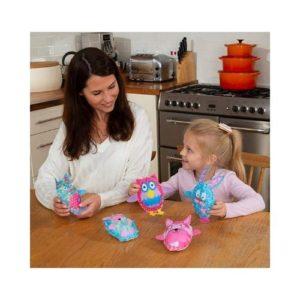 Kit de costura infantil para coser peluches de tela de fieltro de Galt Toys. Manualidades de Navidad para niños ecológicas