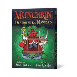 Extensión para el juego Munchkin