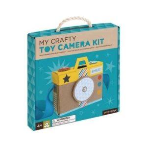 Kit para construir una cámara de fotos en cartón de Petit Collage